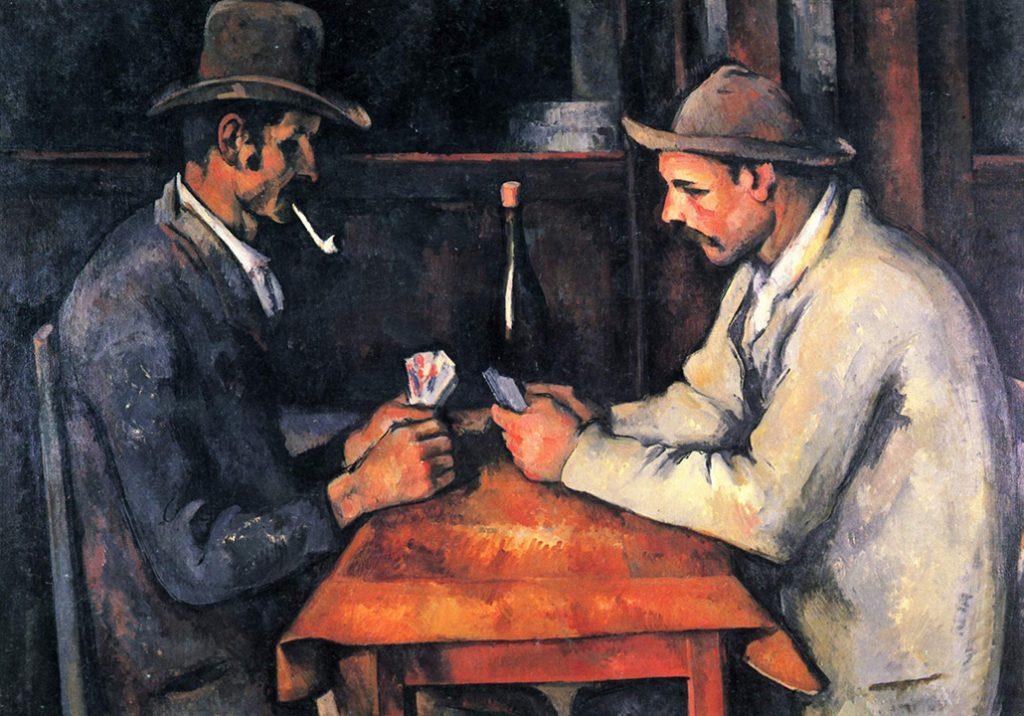 cuadros_mas_caros_jugadores_de_cartas