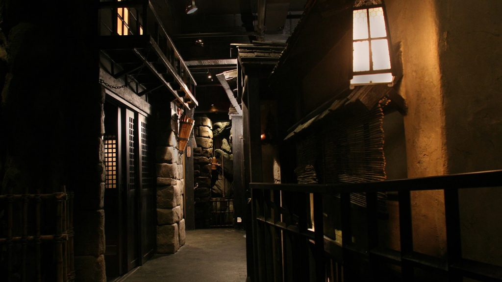 restaurantes_originales_ninja_castle