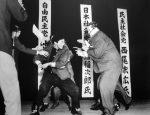 El asesinato de Inejiro Asanuma